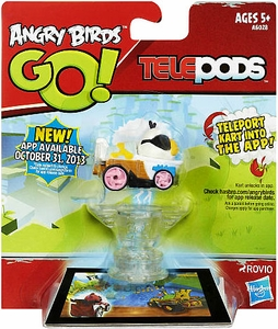 Angry Birds GO! Telepods Kart Series 1 White Bird