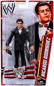 Mattel WWE Wrestling Basic Series 34 Action Figure #65 Ricardo Rodriguez