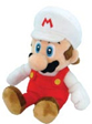 Super Mario Brothers 8 Inch Plush Fire Mario