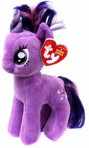 My Little Pony Ty Beanie Baby Twilight Sparkle BLOWOUT SALE!