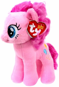 My Little Pony Ty Beanie Baby Pinkie Pie