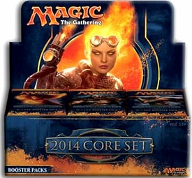 Magic the Gathering M14 2014 Core Set Booster BOX [36 Packs] (Japanese)