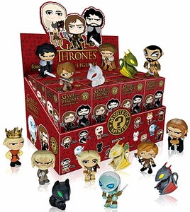 Funko Game of Thrones Mini Vinyl Figure Mystery Box [24 Packs] New!