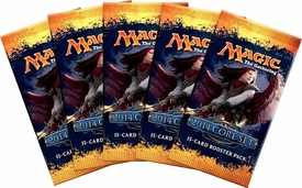Magic the Gathering M14 2014 Core Set LOT OF 5 Booster Packs