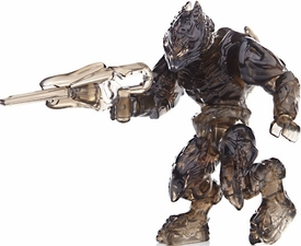 Halo Wars Mega Bloks LOOSE Mini Figure Trans Smoke Elite Zealot  [Series 8]