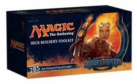 Magic the Gathering M14 2014 Core Set Deck Builder's Toolkit