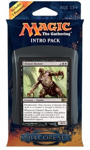 Magic the Gathering M14 2014 Intro Deck Death Reaper