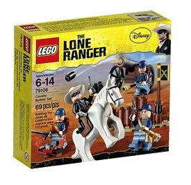 LEGO Lone Ranger Set #79106 Cavalary Builder