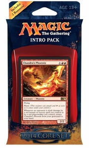 Magic the Gathering M14 2014 Intro Deck Fire Surge