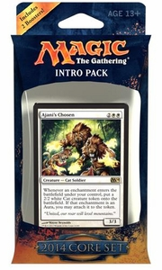 Magic the Gathering M14 2014 Intro Deck Lightforce