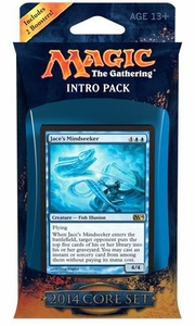 Magic the Gathering M14 2014 Intro Deck Psychic Labyrinth