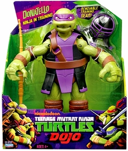 Nickelodeon Teenage Mutant Ninja Turtles 11 Inch Dojo Figure Donatello [Ninja in Training]