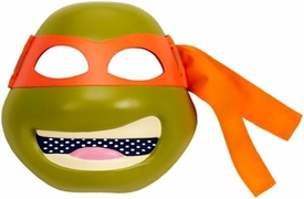 Nickelodeon Teenage Mutant Ninja Turtles Deluxe Mask Michelangelo