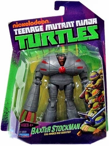 Nickelodeon Teenage Mutant Ninja Turtles Basic Action Figure Baxter Stockman