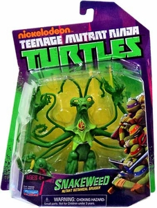 Nickelodeon Teenage Mutant Ninja Turtles Basic Action Figure Snakeweed