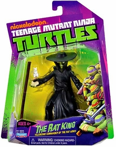 Nickelodeon Teenage Mutant Ninja Turtles Basic Action Figure Rat King