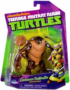 Nickelodeon Teenage Mutant Ninja Turtles Basic Action Figure Cockroach Terminator