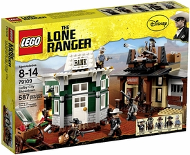LEGO Lone Ranger Set #79109 Colby City Showdown
