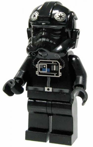 LEGO Star Wars LOOSE Mini Figure TIE Pilot