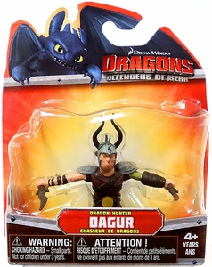 Dragons Defenders of Berk 3 Inch Mini Figure Dagur