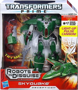 Transformers Prime Voyager Action Figure Skyquake