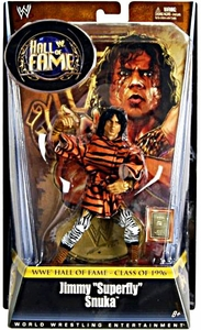 Mattel WWE Wrestling Legends Exclusive Hall of Fame Action Figure Jimmy Superfly Snuka