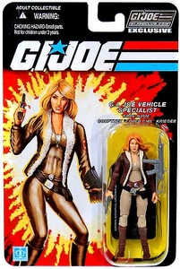 Hasbro GI Joe 2012 Subscription Exclusive Action Figure Cover Girl
