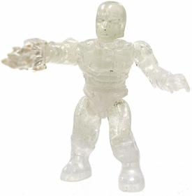 Marvel Mega Bloks LOOSE Series 3 Mini Figure Common Iceman