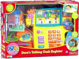Dora the Explorer Fisher Price Dora's Talking Cash Register
