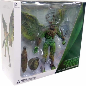 DC Collectibles New 52 Deluxe Action Figure Swamp Thing