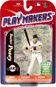 McFarlane Toys MLB Playmakers Series 4 Action Figure Buster Posey (San Francisco Giants)