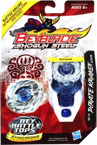 Beyblades Shogun Steel Defense SS-13 Pirate Kraken A230JSB