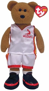 Ty Beanie Baby SHAQ Shaqbear the Basketball Bear