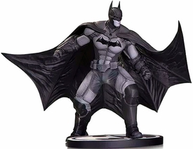 DC Collectibles Black & White Statue Arkham Origins Batman
