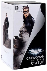 DC Collectibles The Dark Knight Rises 1:12 Scale Statue Catwoman