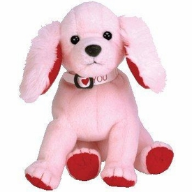 Ty Beanie Baby Sonnet the Pink Poodle