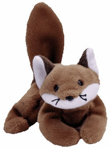 Ty Beanie Baby Sly the Fox