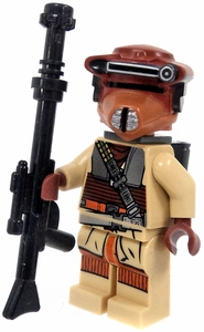 LEGO Star Wars LOOSE Mini Figure Boushh with Improvised Blaster Rifle