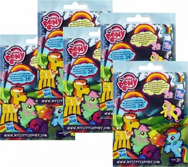 My Little Pony 2 Inch PVC Figure Series 8 LOT OF 5 Mystery Packs Pre-Order ships June
