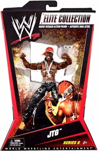 Mattel WWE Wrestling Elite Series 6 Action Figure JTG