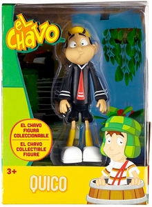 El Chavo 5 Inch Collectible Vinyl Figure Quico