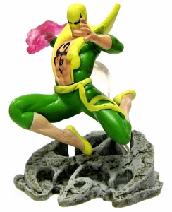 Marvel Universe Exclusive 2.5 Inch PVC Figure Iron Fist