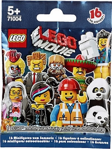 LEGO the Movie Minifigure SeriesMystery Pack [1 Random Mini Figure!]