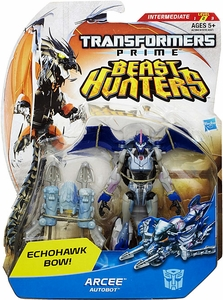 Transformers Prime Beast Hunters Deluxe Action Figure Arcee [Echohawk Bow!]