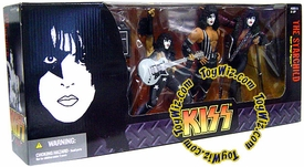McFarlane Toys Rock n' Roll KISS Action Figure Deluxe 3-Pack Paul Stanley The Starchild