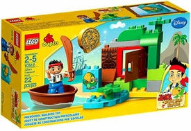 LEGO DUPLO Jake & Never Land Pirates Set #10512 Jake's Treasure Hunt