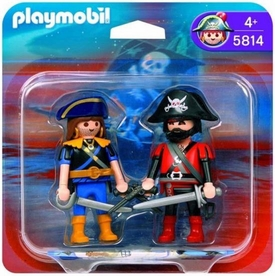 Playmobil Pirates Set #5814 Pirate & Captain