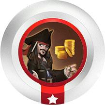 Disney Infinity Series 1 Power Disc Pieces of Eight [4 of 20]