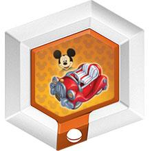 Disney Infinity Series 1 Power Disc Mickey's Car [5 of 20]