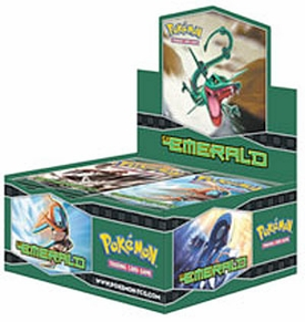 Pokemon EX Emerald Booster BOX [36 Packs]